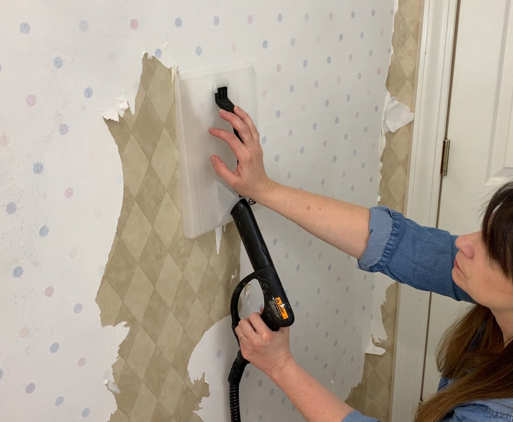 how to remove wallpaper without damage to walls