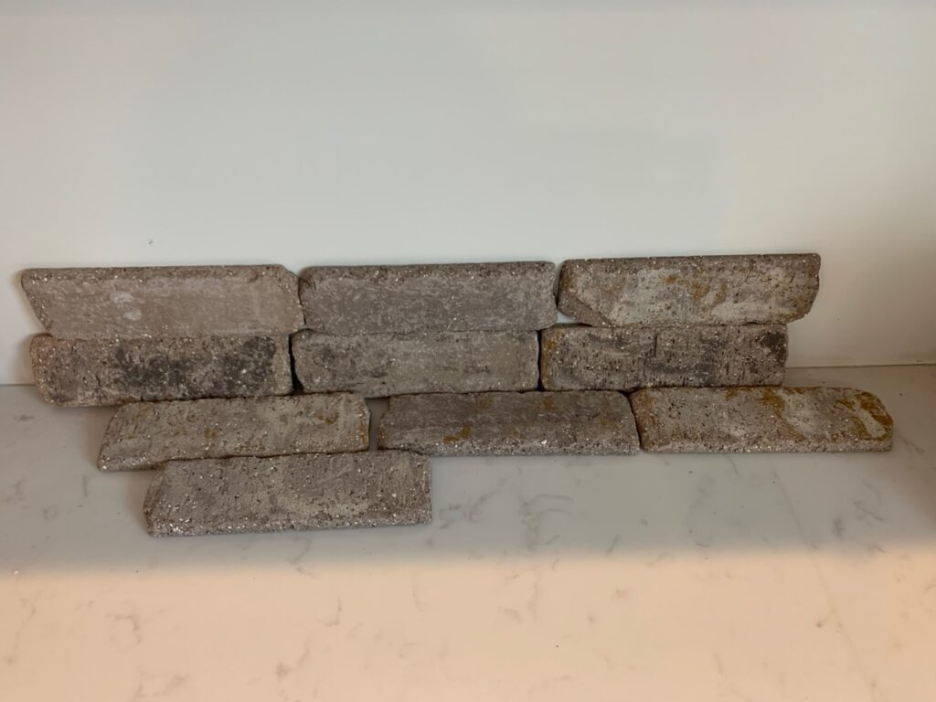 Thin Brick Carbon General Shale