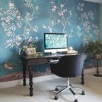 Chinoiserie Office & Studio Reveal