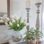 Spring Vignette & Hyacinth Printable