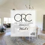 One Room Challenge Spring 2020 Week 1- Let's get this show rolling!