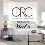 One Room Challenge Spring 2020 Week 6: Fabrics & Thrifty Finds