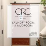 Functional Additions to the Laundry Room||Week 5 of the One Room Challenge Fall 2020